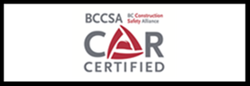 BCCSA COR-certified